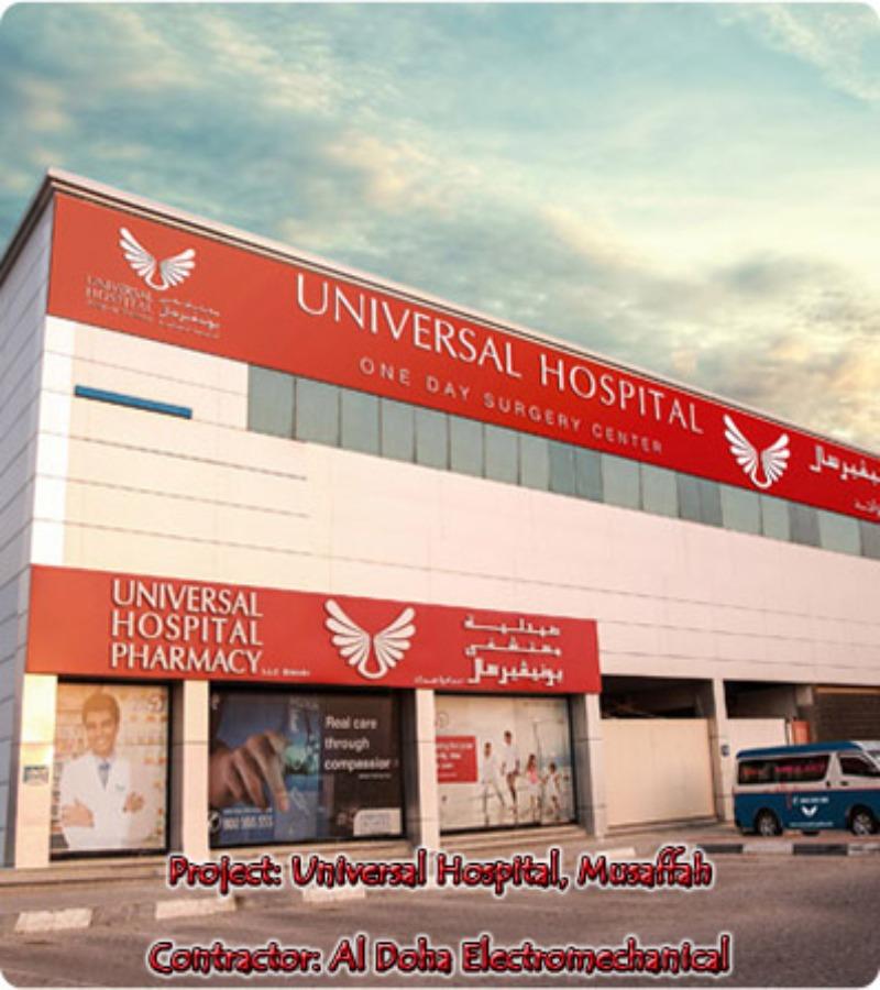 21. UNIVERSAL HOSPITAL