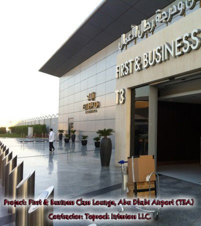 32. AIRPORT BUSSINESS LOUNGE T3