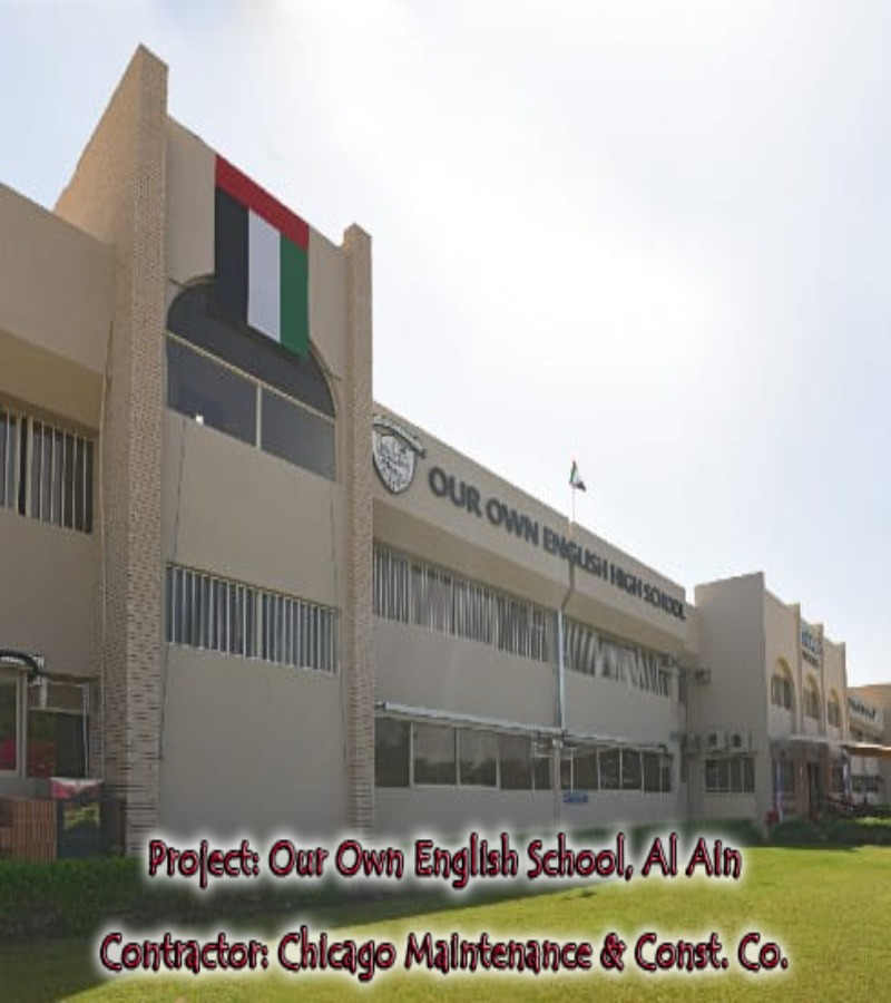 34.OUR OWN ENGLISH SCHOOL